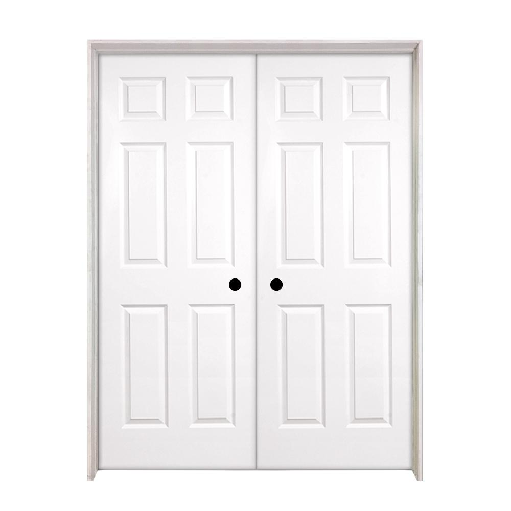 Double Prehung Interior Doors Photos Wall And Door Tinfishclematis