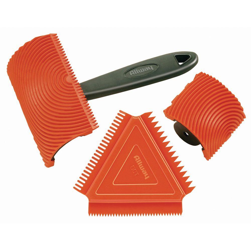 Allway Tools Wood Graining Kit