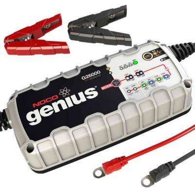 1.1 Amp UltraSafe Battery Charger and Maintainer