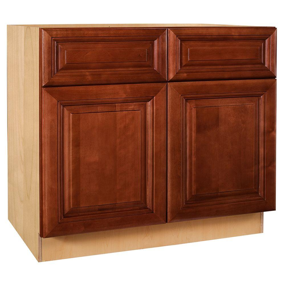 Home decorators collection in lyndhurst for Assembled kitchen cabinets