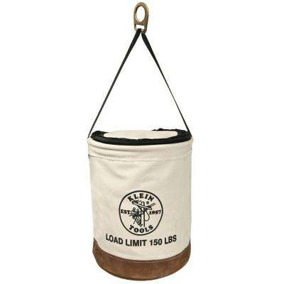 Heavy Duty Top Closing Bucket, 22 in.