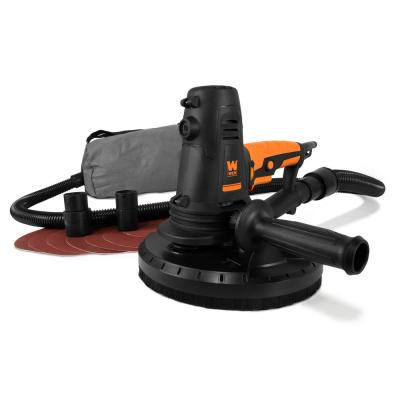 10 Amp Corded 8.5 in. Variable Speed Handheld Drywall Sander with Sandpaper, Dust Hose, and Collection Bag