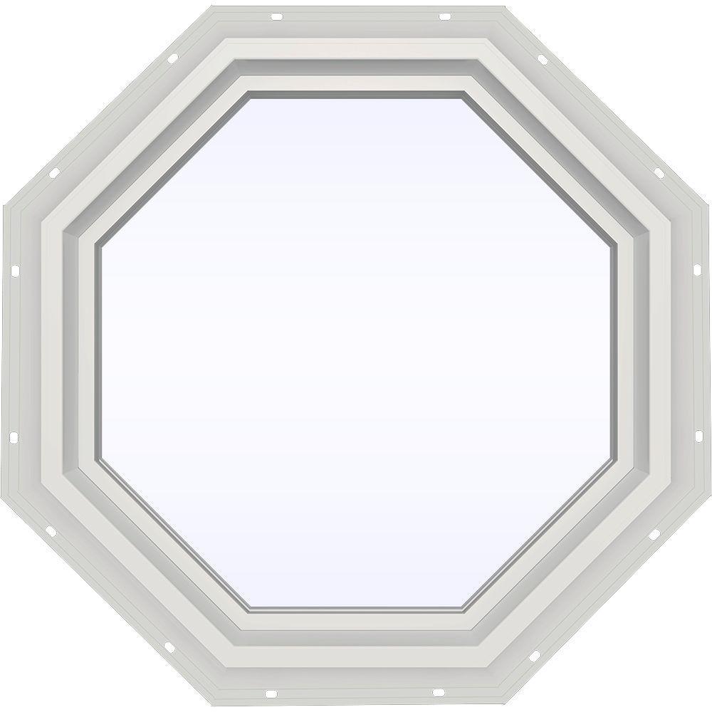 X 23 5 In V 4500 Series White Vinyl