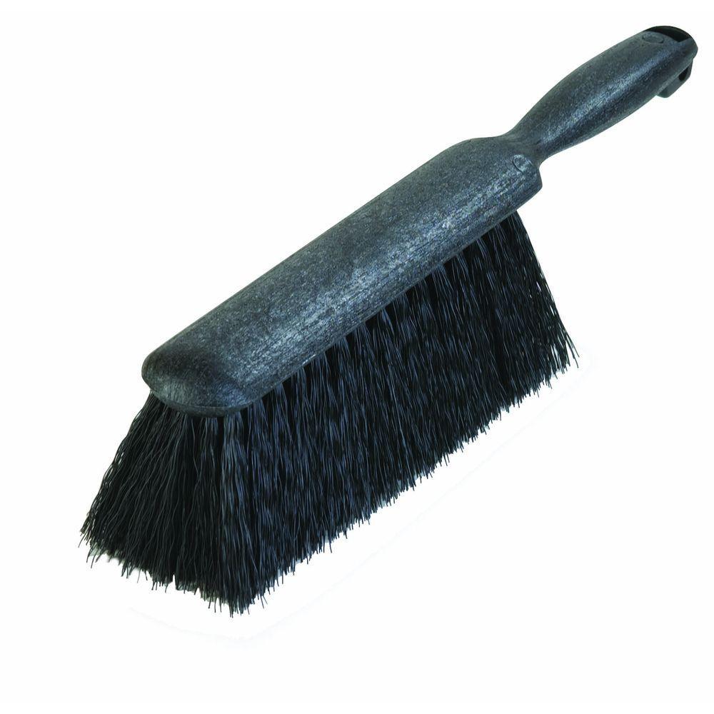 12 in. Polypropylene Counter/Bench Scrub Brush (Case of 12)