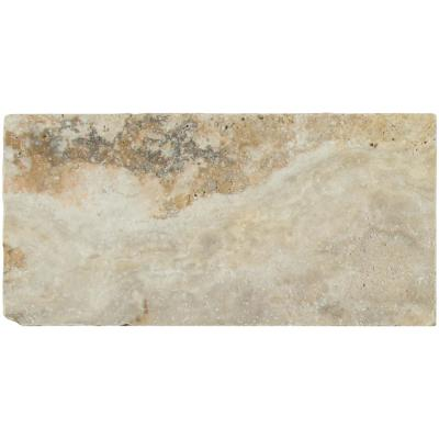 Porcini 24 in. x 16 in. x 1.18 in. Gold Travertine Paver Tile (60-Pieces/160.2 Sq. Ft./Pallet)