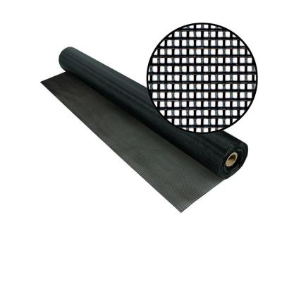 96 in. x 50 ft. Black TuffScreen