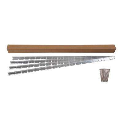24 ft. Commercial Grade Aluminum Paver Edging Kit