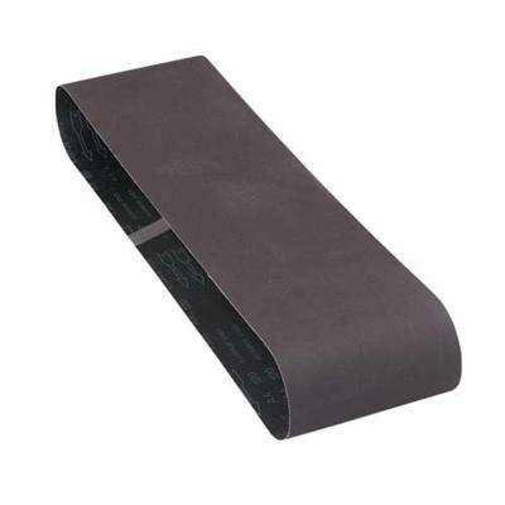 6 in. x 48 in. 80-Grit Aluminum Oxide Sanding Belt