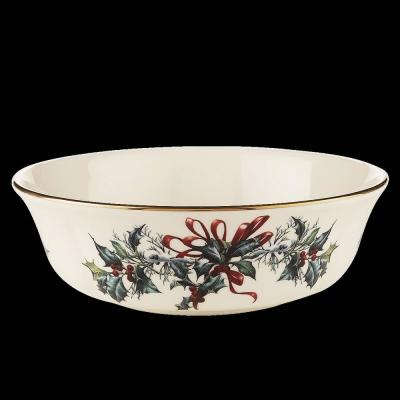 Winter Greetings 16 oz. All Purpose Bowl