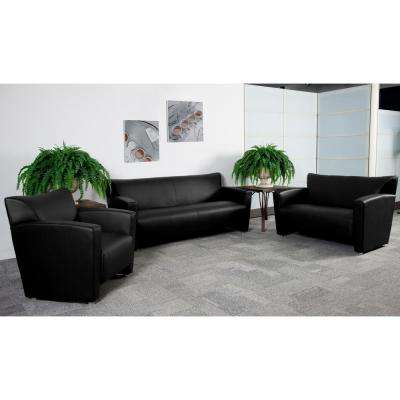 Hercules Majesty Series 3-Piece Black Reception Set