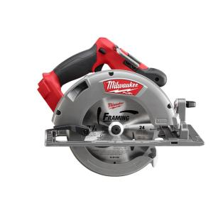 Milwaukee M18 FUEL 18-Volt Lithium-Ion Brushless Cordless 7-1/4 inch Circular Saw... by Milwaukee