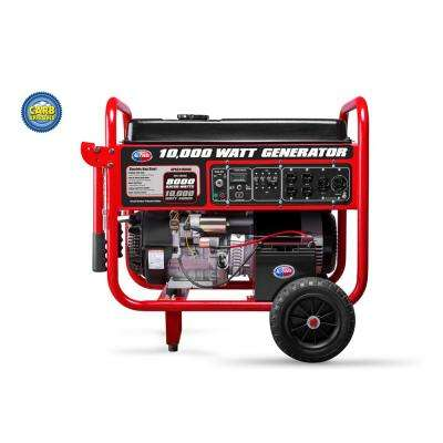 8000-Watt 420 cc Gasoline Powered Portable Generator