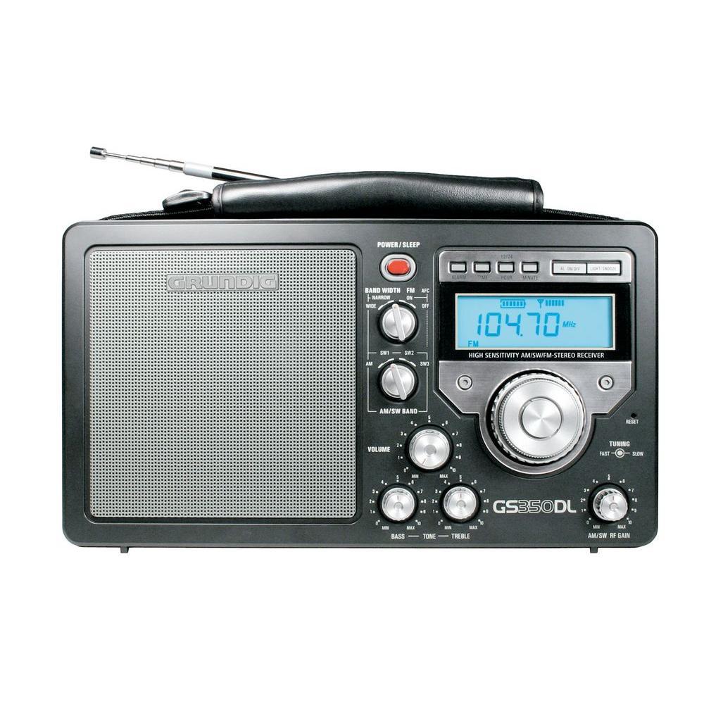 Eton AM/FM/Shortwave Field Radio-DISCONTINUED