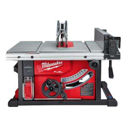M18 FUEL ONE-KEY 18-Volt Lithium-Ion Brushless Cordless 8-1/4 in. Table Saw (Tool-Only)