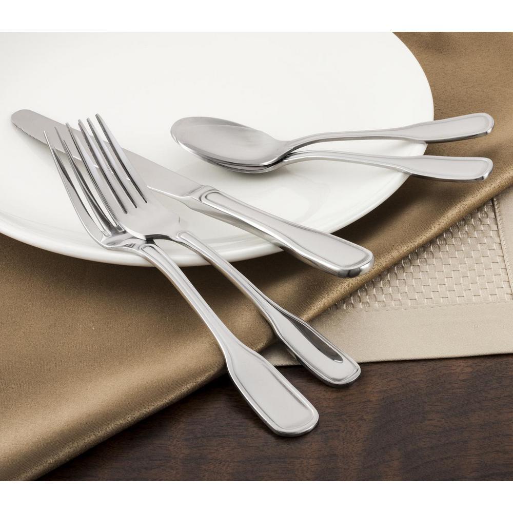 Utica Cutlery Co. Utica Cutlery Company Saville 20 Pc Set ...