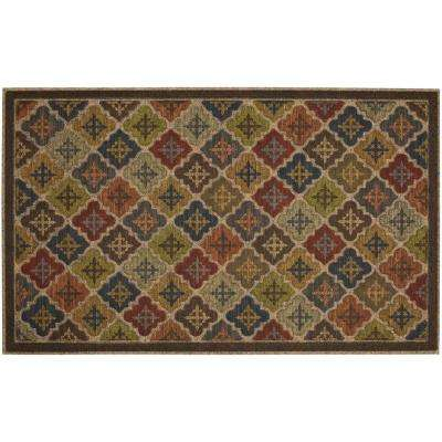 Arabian Impressions 18 in. x 30 in. Ornamental Entry Mat