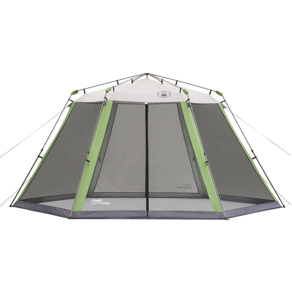 Coleman 15 ft. x 13 ft. Instant Screen Shelter