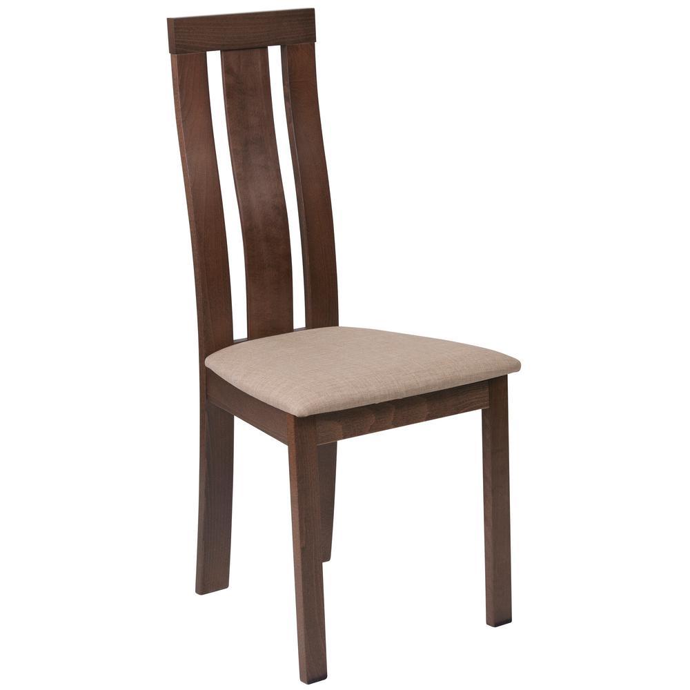 Glenwood Walnut Side Chair
