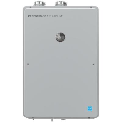 Performance Platinum 8.4 GPM Liquid Propane High Efficiency Indoor Tankless Water Heater