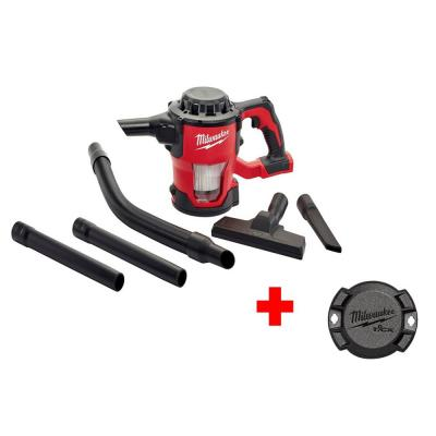 Milwaukee M18 18-Volt Lithium-Ion Compact Portable Job Site Vacuum Tool-Only New
