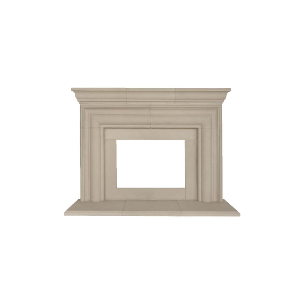 Fontine Series 74 in. x 56 in. Mantel