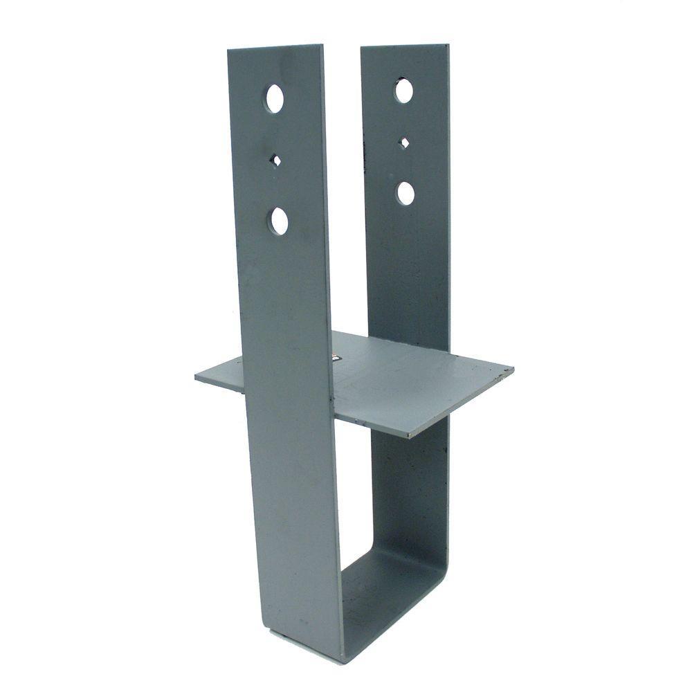 Simpson Strong Tie Cb Galvanized Column Base For 6x8 Cb68