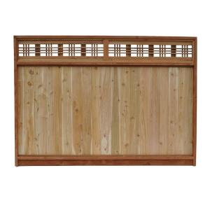 Home depot fence panels pictures