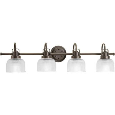Archie Collection Four-Light Bath & Vanity