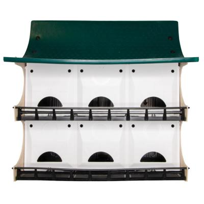 S K 12 Family Purple Martin House Bh12 The Home Depot
