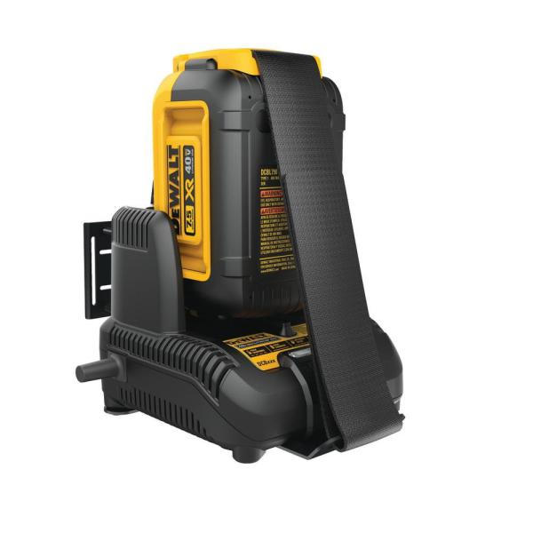 40V MAX Lithium-Ion Vehicle/Mower Battery Charger