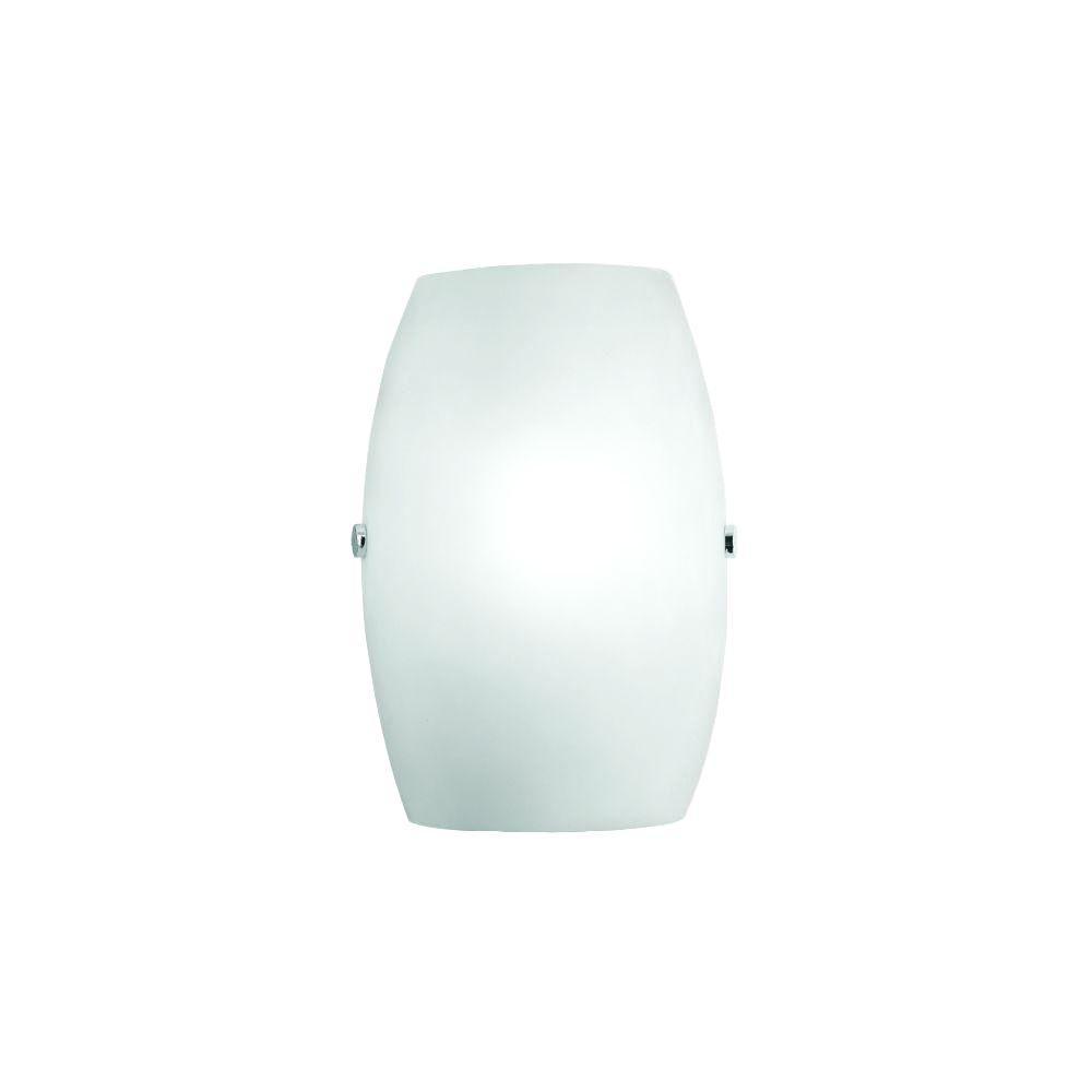 Eurofase Vita Collection 1 Light Chrome Wall Sconce