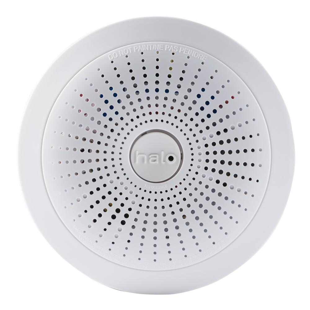 Halo Smart Smoke And Co Alarm Hsr761h The Home Depot