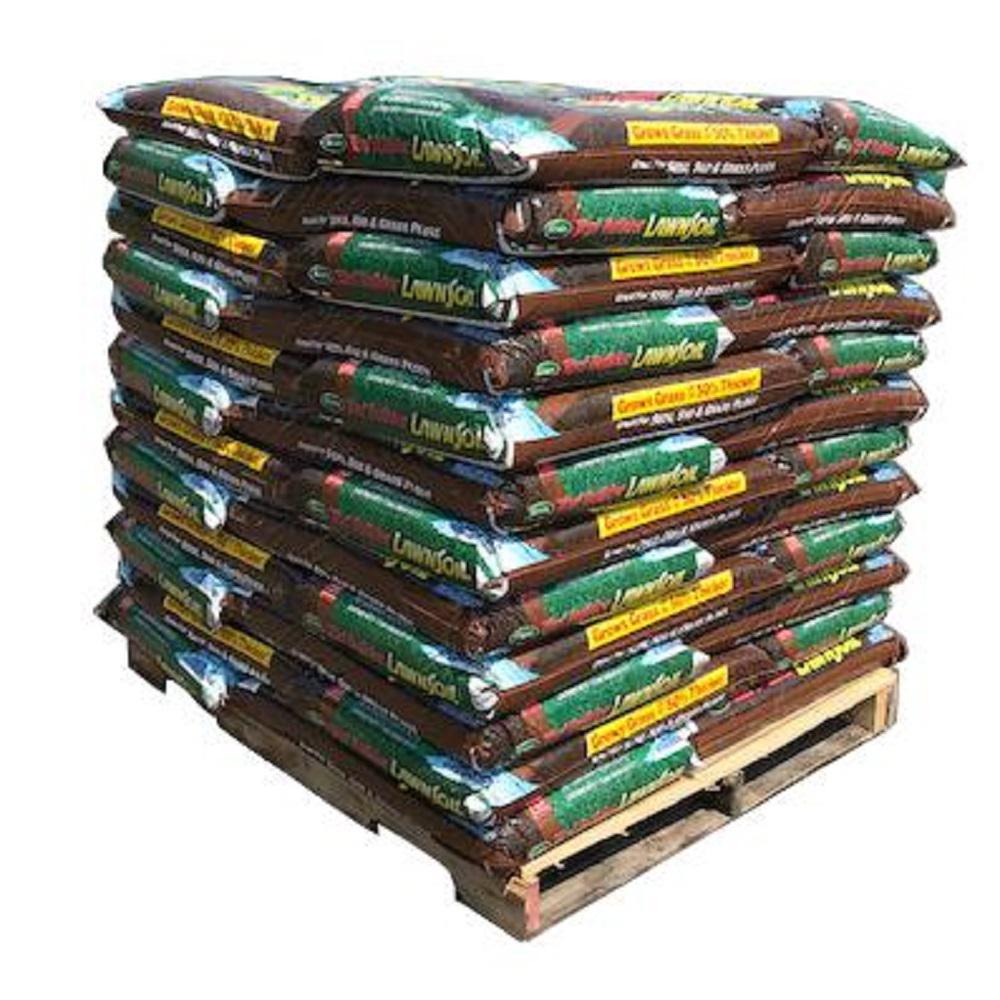 Turf Builder LawnSoil, 1 pallet of 48 bags