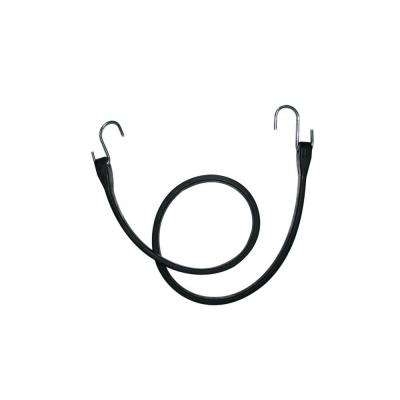 3/4 in. x 36 in. EPDM Rubber Strap with Steel Hook
