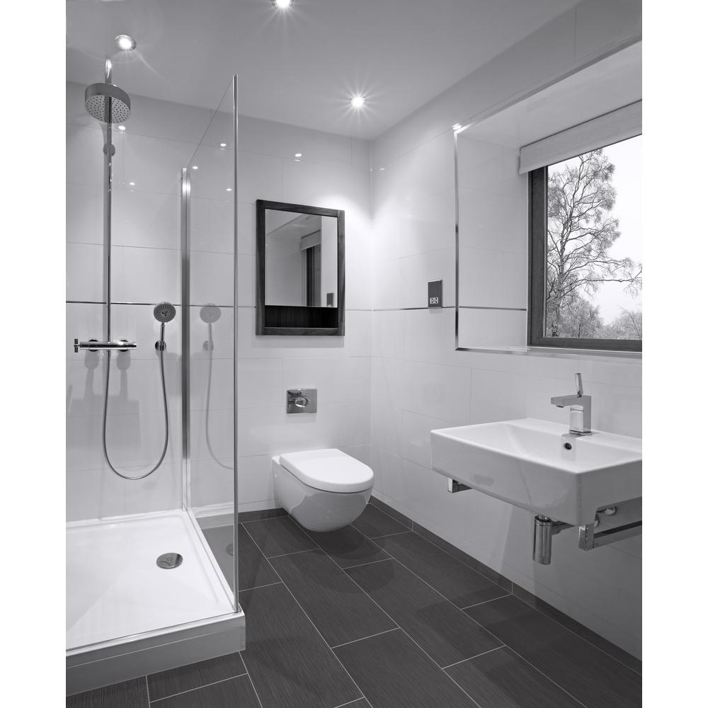 Msi Metro Gris 12 In X 24 Glazed Porcelain Floor And Wall Tile 16 Sq Ft Case