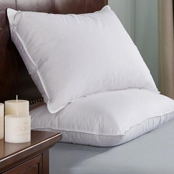 Peace nest 600 Fill King Power Down Pillow (Set of 2)