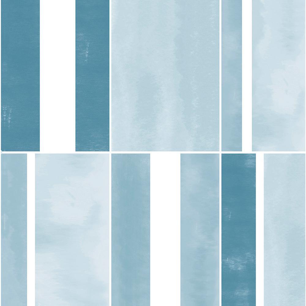 Azure 12 in. W x 12 in. L Peel and Stick Floor Vinyl Tiles (20 Tiles, 20 sq. ft. case)