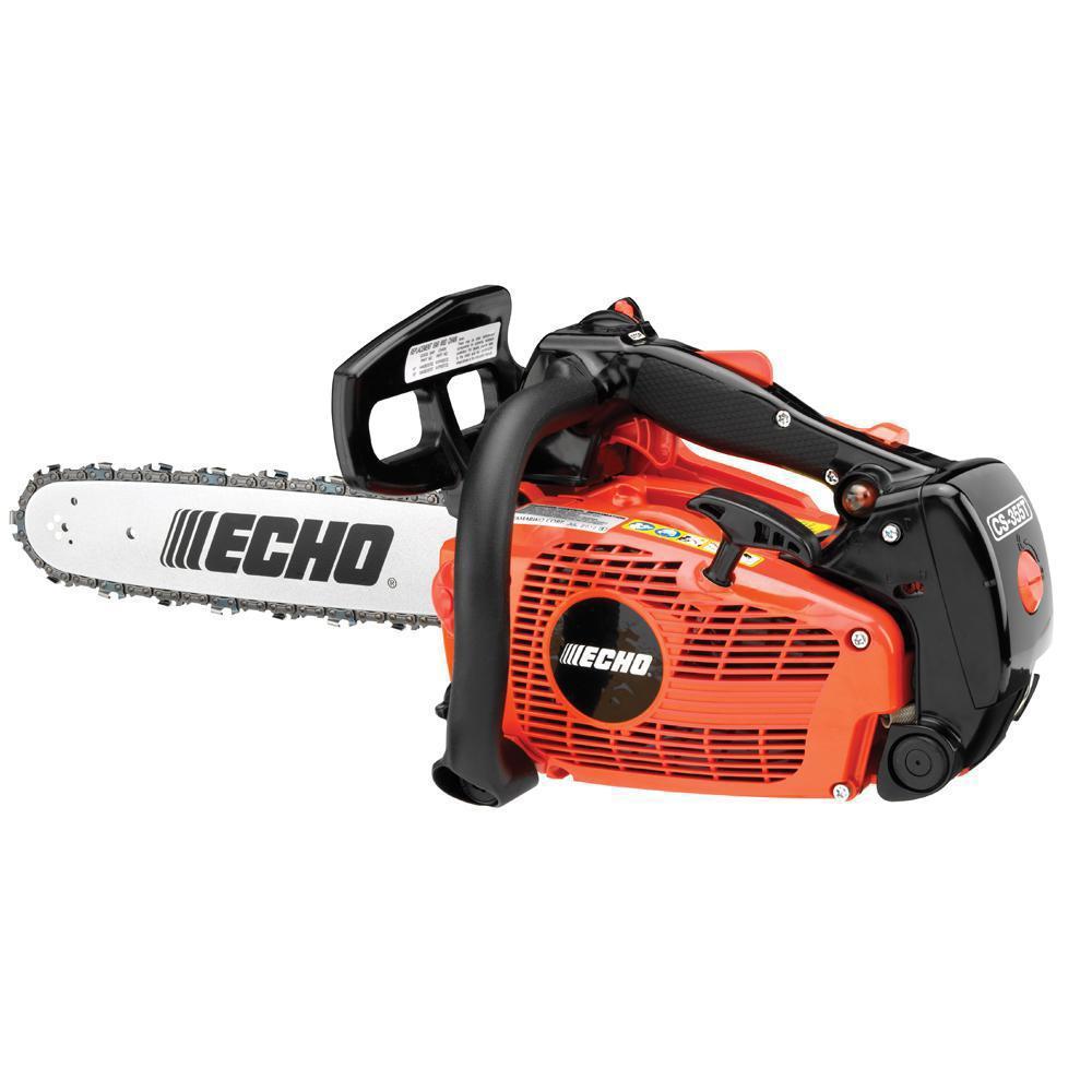 ECHO 12 in  25 0 cc Gas 2-Stroke Cycle Chainsaw-CS-2511T-12