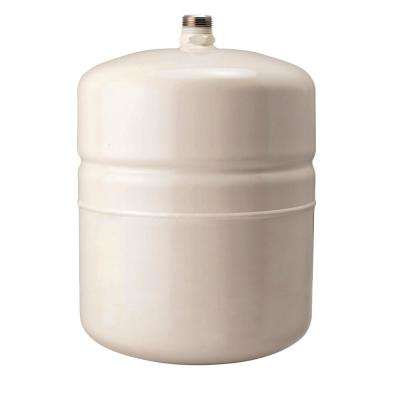 2.1 gal. Pre-Pressurized Steel Water Expansion Tank