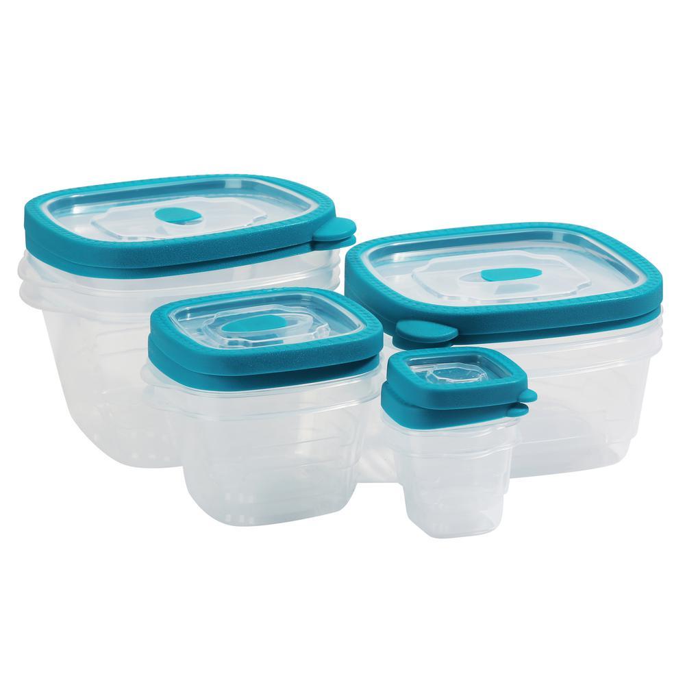 16-Piece Food Storage Container Set