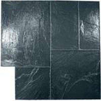 Majetic Ashlar Flex - Black Concrete Stamp