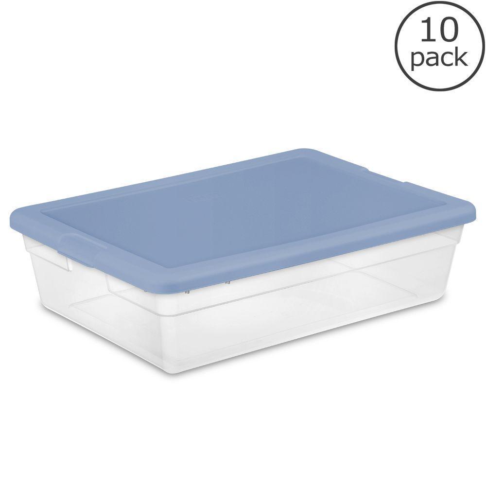 Sterilite 28 Qt. Latch Box