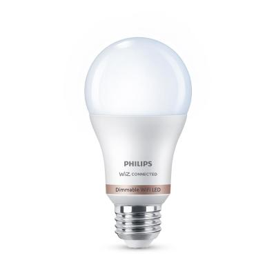 Daylight A19 LED 60W Equivalent Dimmable Smart Wi-Fi Wiz Connected Wireless Light Bulb