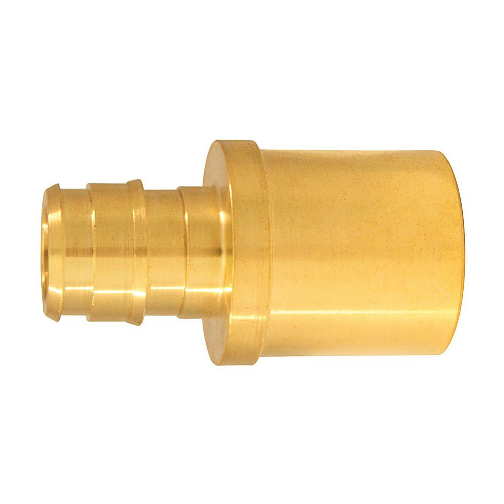 1/2 in. Brass PEX-A Expansion Barb x 3/4 in. Reducing Male