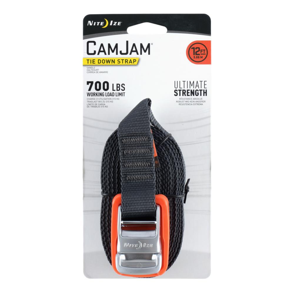 12 ft. CamJam Tie Down Strap