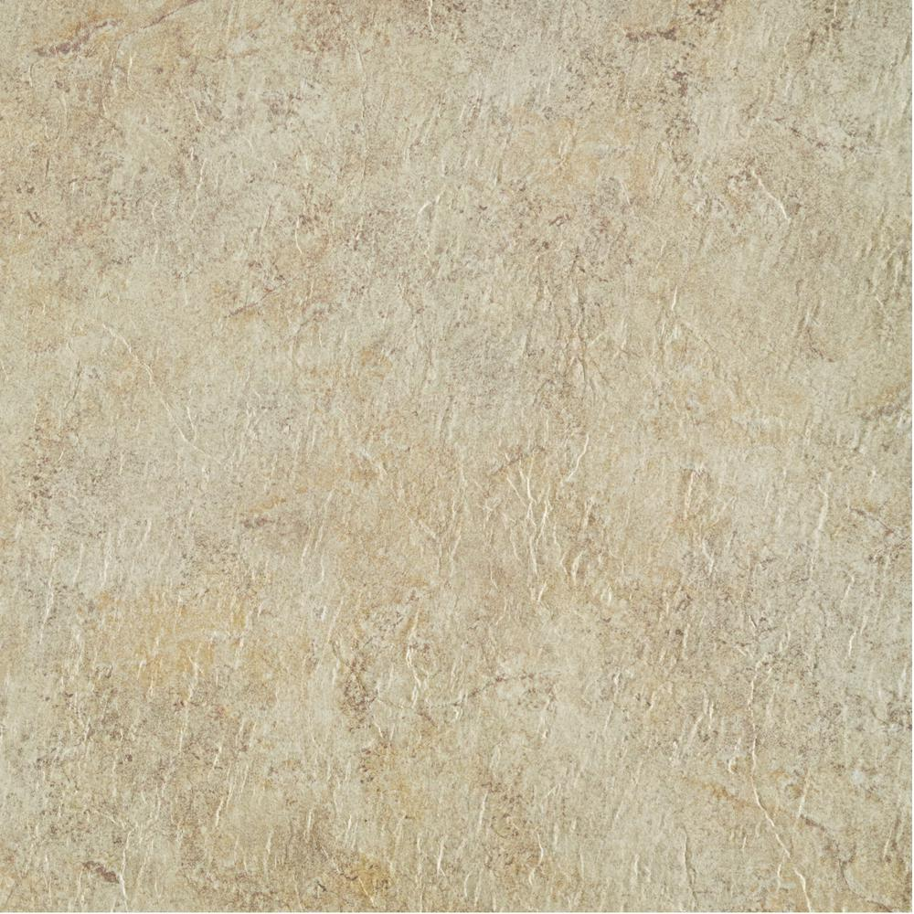 Achim Majestic Ghibli Beige Granite 18 In X 18 In Vinyl Floor