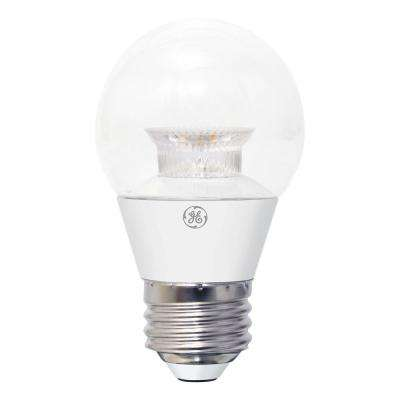 40W Equivalent Soft White (2700K) High Definition A15 Dimmable LED Light Bulb (2-Pack)