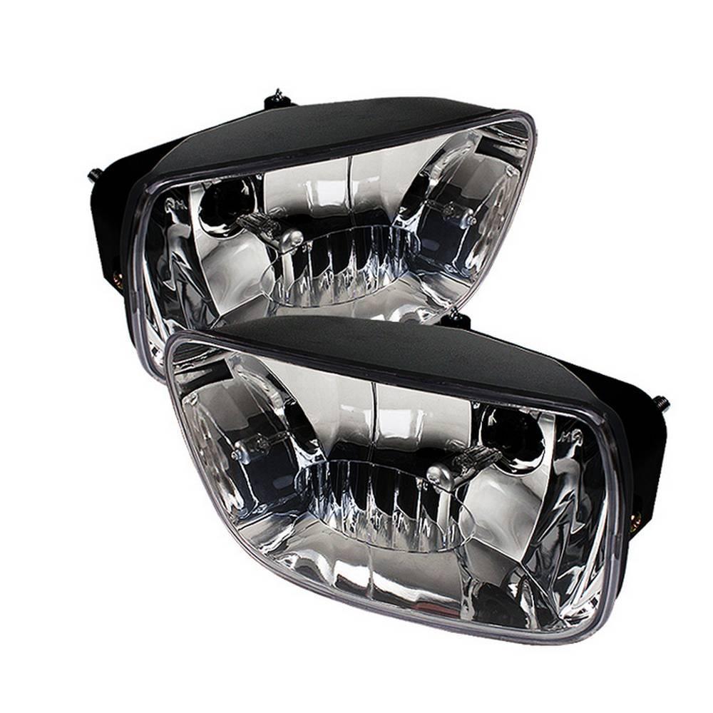 Spyder Auto Lexus IS300 01-05 OEM Fog Lights wo/switch