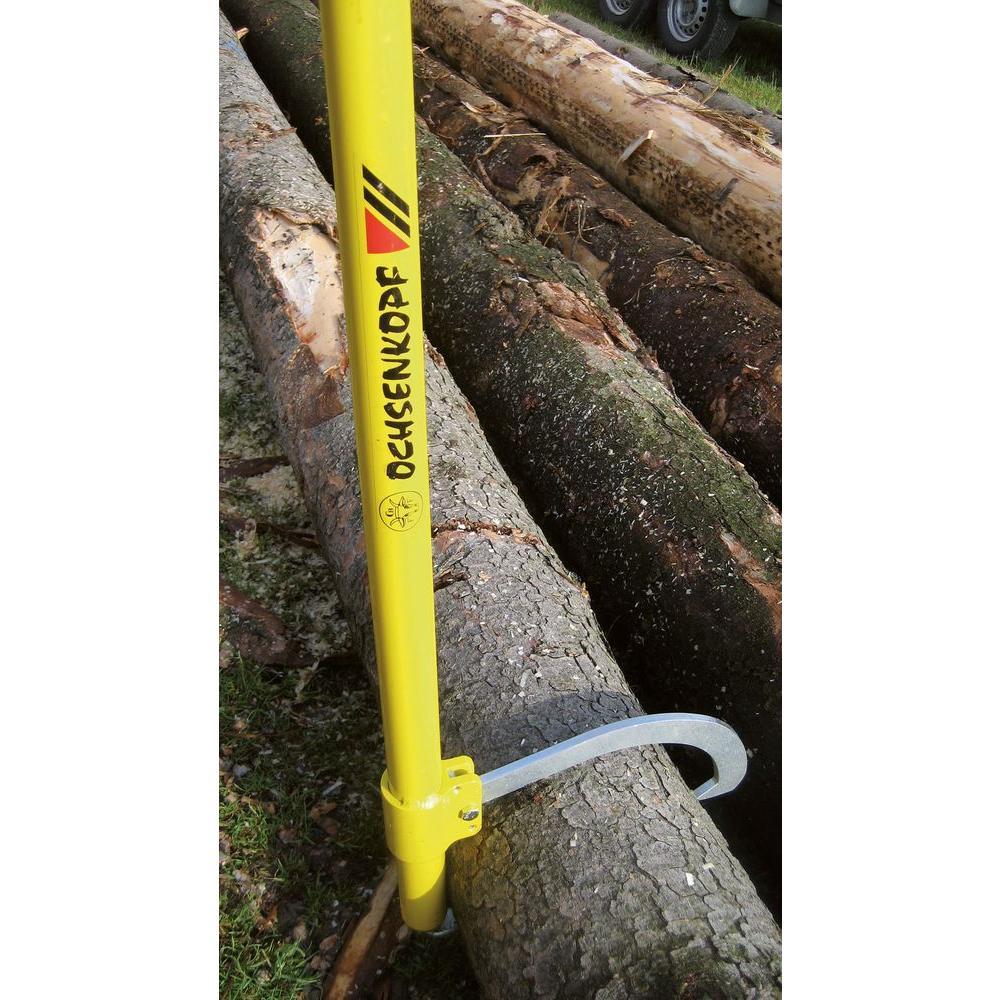 Ochsenkopf 41-1/2 inch Aluminum Turning hook from Tree Pruner