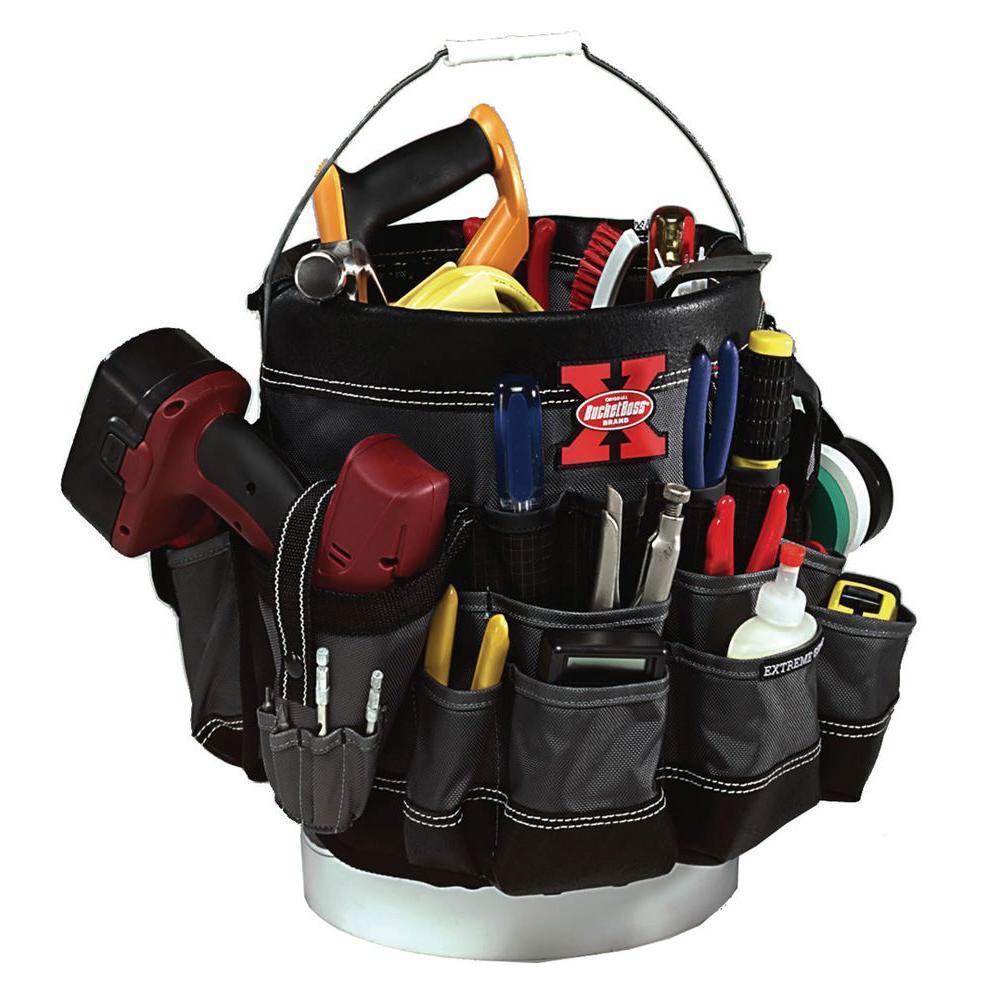 Bucket Boss Extreme FatBack Bucket Tool Organizer